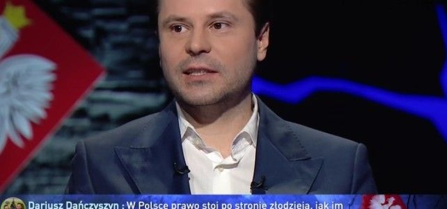 Patryk Przeździecki ekspertem w programie Państwo w Państwie