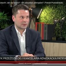 Patryk Przeździecki o oszustwach na rynku forex i kryptowalut dla Comparic.tv